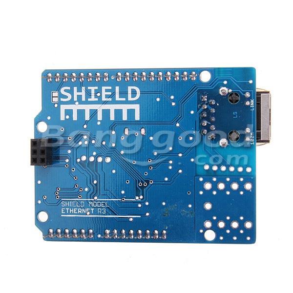Ethernet Shield W5100 R3 Support PoE For Arduino UNO Mega 2560 Nano