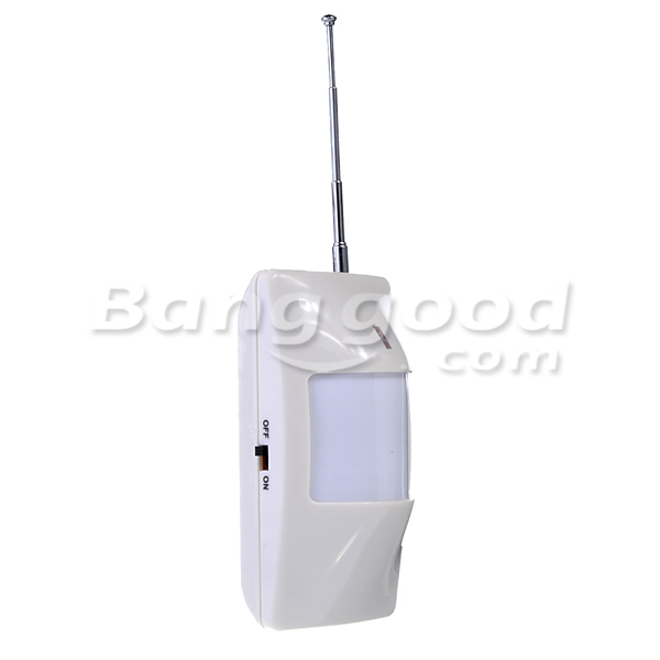 315MHZ Wireless PIR Motion Detector for Home Alarm Home Security