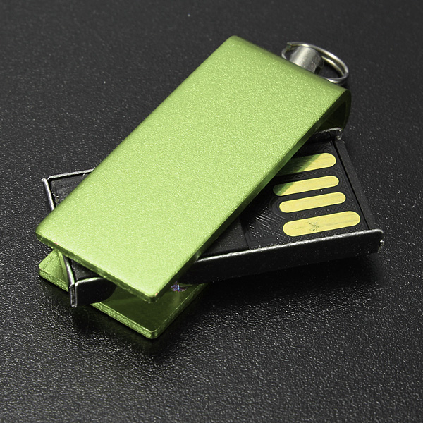 2GB Mini USB 2.0 Flash Drive Metal Waterproof U Disk