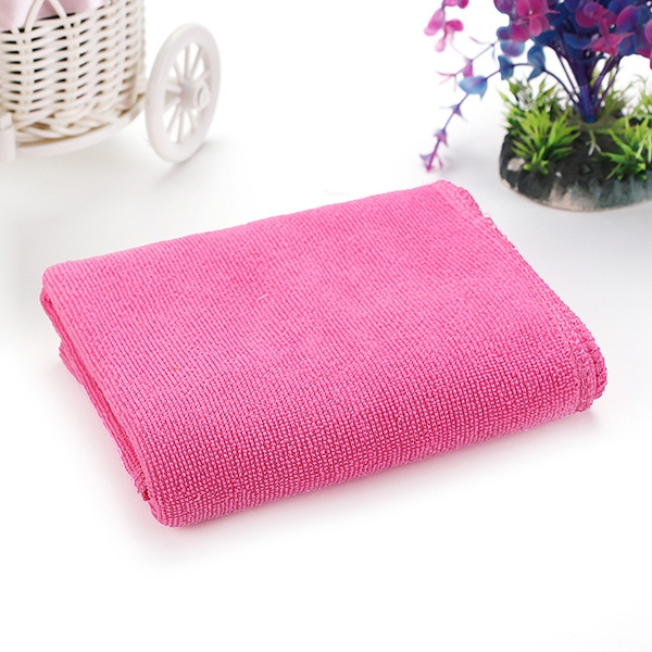 30x70cm Microfiber Absorbent Car Wash Cleaning Towel Washcloth