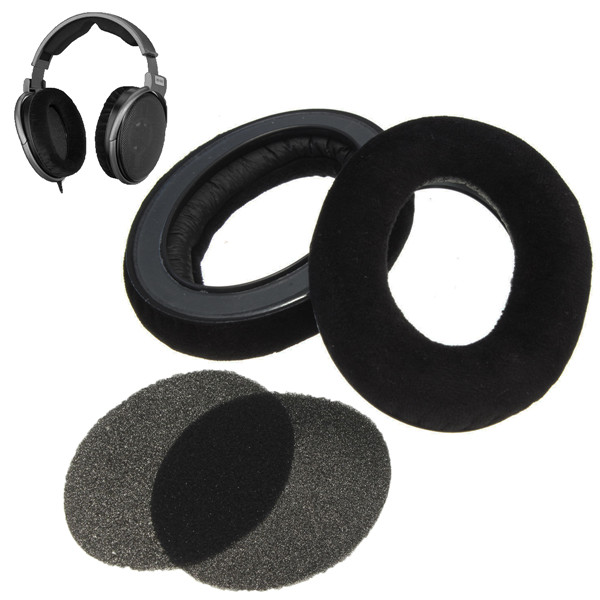 Replacement Ear Pads For Sennheiser HD545 HD565 With Ea