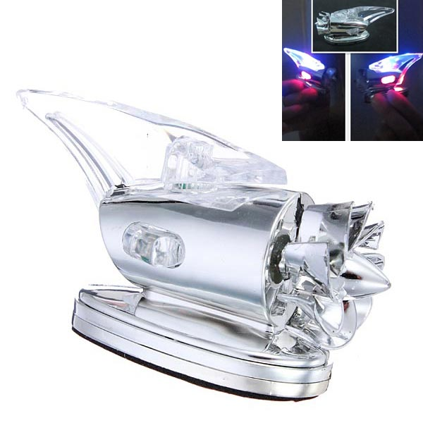 Motorcycle Modified Decoration Lamp Wind Light LED
