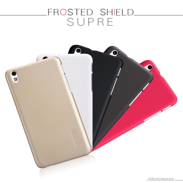 NILLKIN Super Frosted Shield Series Protective Case For HTC Desire 816