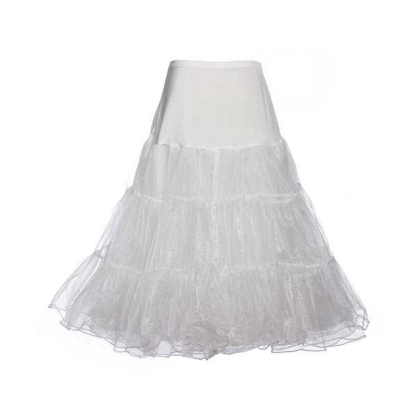Bridal Bouffant Underskirt Petticoat Slip Crinoline Wedding TUTU Dress