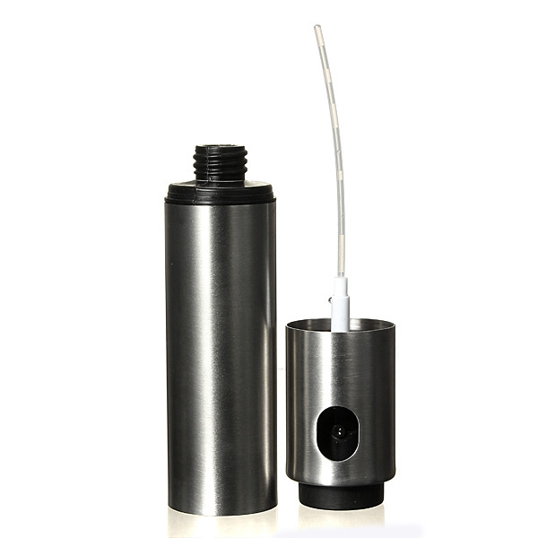 Stainless Olive Spraying Oil Bottle Oil Sprayer Oil Can Oil Pot Tools