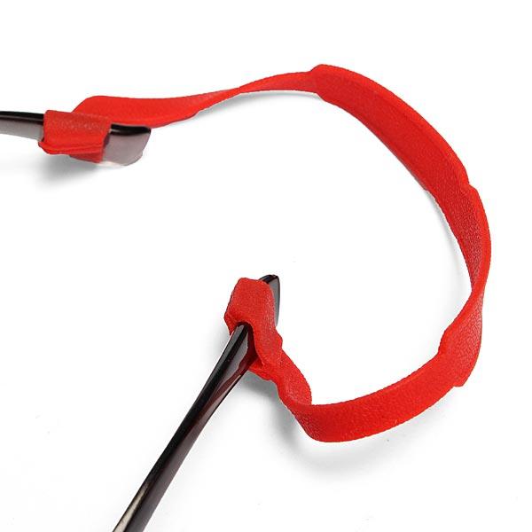 Elastic Silicone Glasses Neck Cord Sunglasses Strap