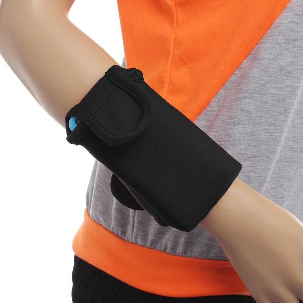 Sport Running Armband Cycling Portable Mobile Phone Wrist Pouch Armband