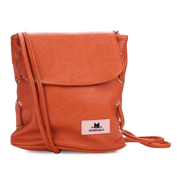 Fashion Vintage Candy Color Bucket Bag Shoulder Bag