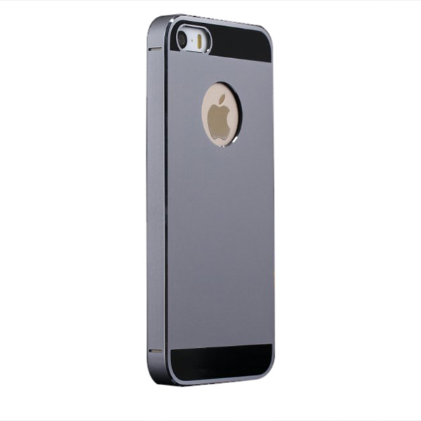Alloy Aluminum Metal Hard Back Cover Case For iPhone 5 5S