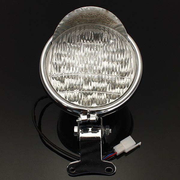 5 Inch Universal Motorcycle LED Headlight Headlamp For Harley