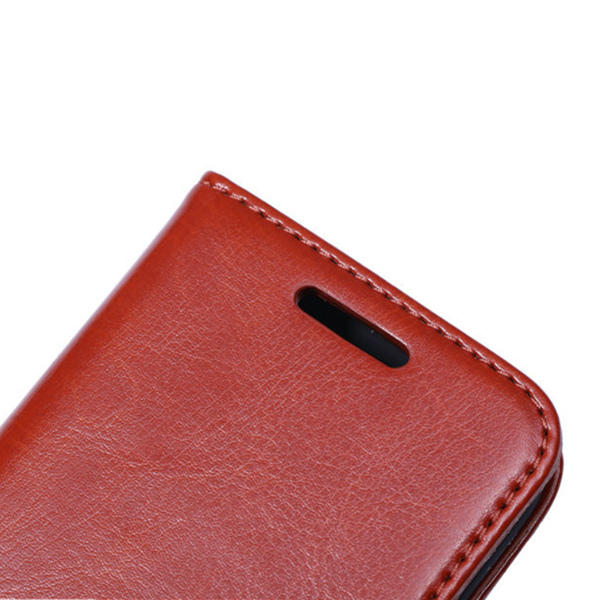Sheep Grain Wallet Printing Leather Case Cover For HTC M8 Mini