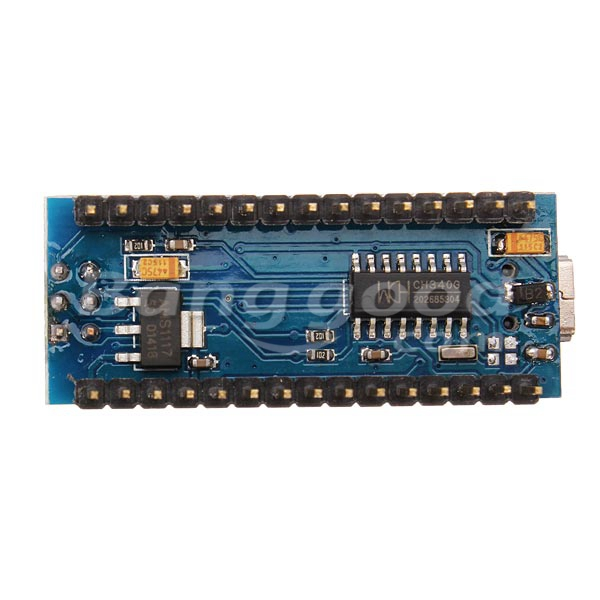 NANO IO Shield Expansion Board + Nano V3 Improved Version No Cable For Arduino