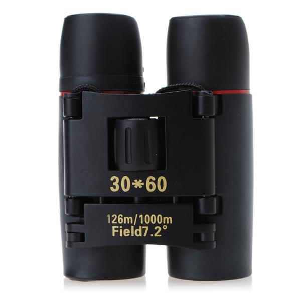 Sakura 30*60 Mini Fold Binoculars Telescope Blue Film