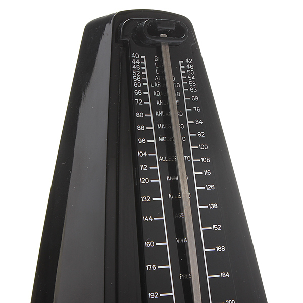 Mechanical Metronome AM-707 Rhythm Guitar Violin Piano Accessories