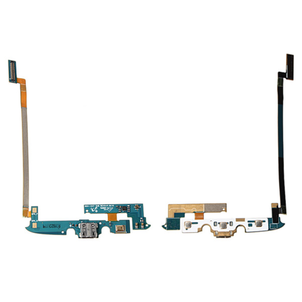Charger Port USB Dock Flex Cable With Mic For Samsung Galaxy S4 Active i537