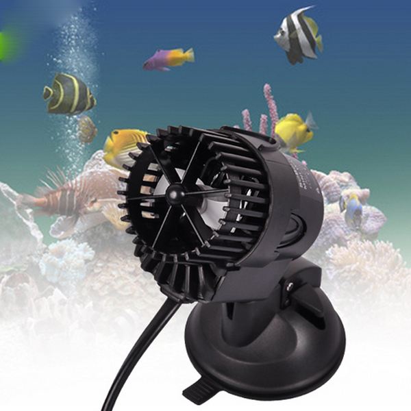Aquarium 360� Adjustable Wave Maker 1000L/H-3000L/H For Fish Tank