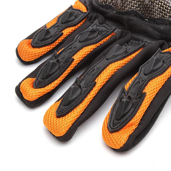 Full Finger Safety Bike Motorcycle Racing Gloves for Pro-biker MCS-13