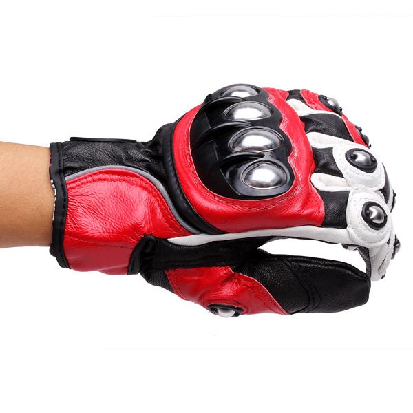 Full Finger Safety Bike Motorcycle Racing Gloves for Pro-biker MCS-28
