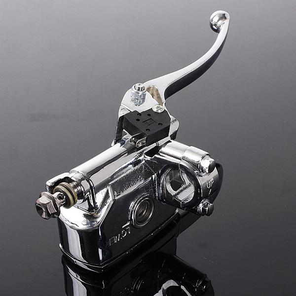 7/8 Motor Hydraulic Headlebar Control Cylinder Clutch Lever For Harley