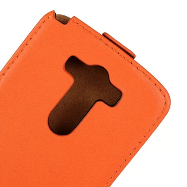 Colorful Flip PU Leather Protective Case for LG G3 Smartphone