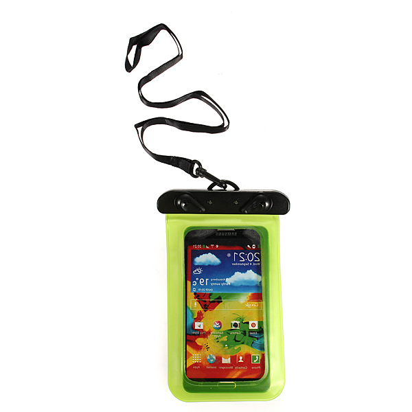 Transparent Durable Waterproof Under Water Pouch Bags Case