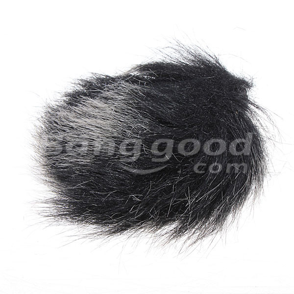 Microphone Wind Shield Fur Wind Muff Windscreedn For Camcorder Recorder