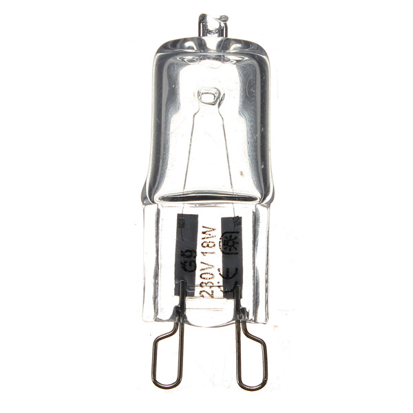 G9 18W Clear Frosted Halogen Light Bulb Lamp 220-240V