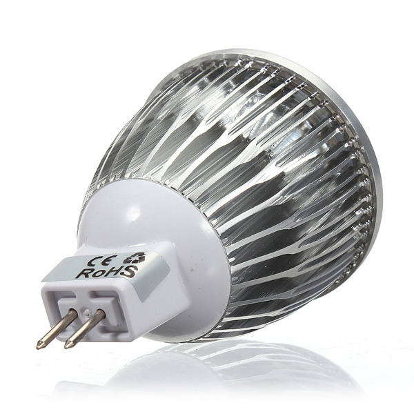 MR16 5W 500-550LM Dimmable COB LED Spot Lamp Light Bulbs DC/AC 12V