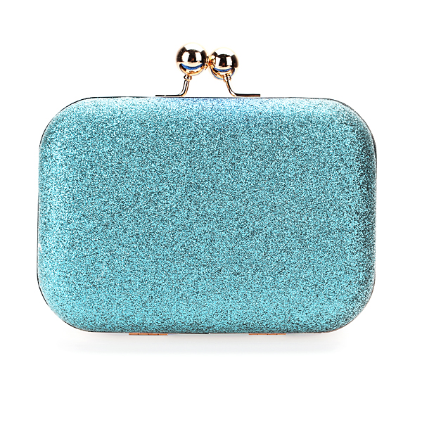 Clutch Evening Party Glitter Chain Handbags Shoulder Bag Wallet Purse