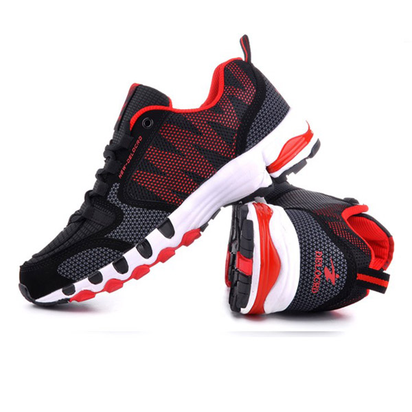 DELOCRD Mens Sport Running Athletic Shoes