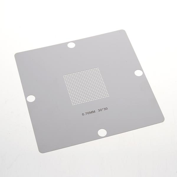 10 pcs 90 x 90 mm BGA Stencil Kit for Laptop Universal Reballing