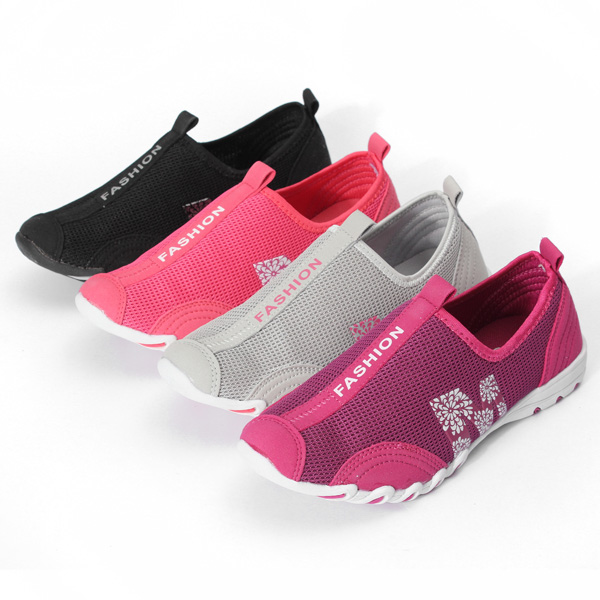 Ventilate Casual Running Loafers Slip On Tennis Shoes Sneakers