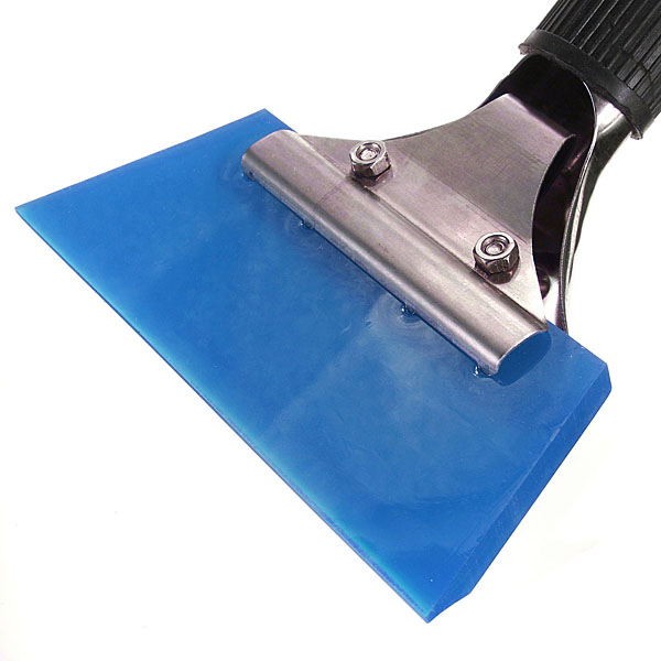 Auto Car Window Film Tint Tool Angled Pro Squeegee With Handle