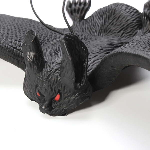 Halloween Haunted Prop Bat Toy Tricky Toy Festival Figure
