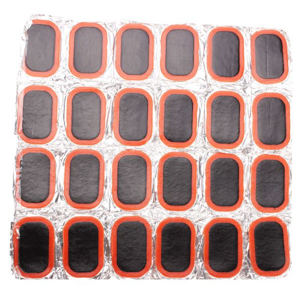 32 x 50mm Rubber Patch For Bike Bicycle Tire Tyre Repai