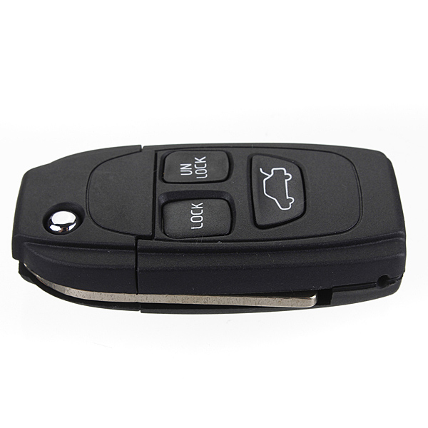 Remote Key Fob Case Shell Flip For VOLVO S40 V40 S70 C70 V70 S80