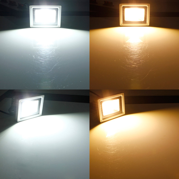 15W High Power LED Flood Light Outdoor Lamp 18 LEDs IP65