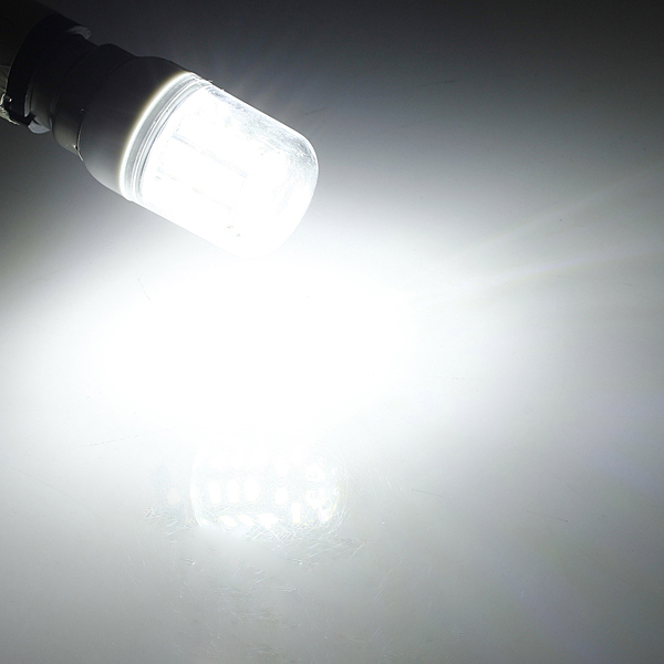3.5W E26 White/Warm White 5730SMD 27 LED Corn Light Bulb 12V