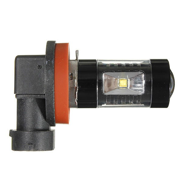 H11 Car DRL Fog Light LED 30W 6000K Super Bright White Projection
