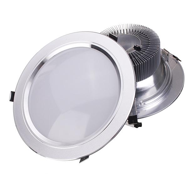 18W LED Ceiling Spotlight Recessed Lamp 85-265V + Driver