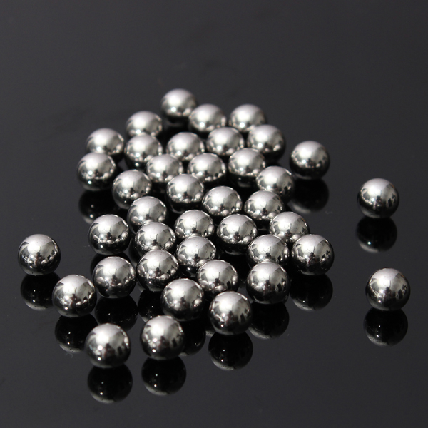 100pcs 7mm Wheel Bearing Carbon Steel Balls Bike Bicycle Ball Bearings