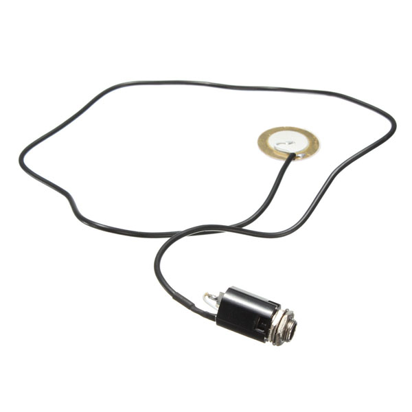 Acoustic Guitar Pickup Piezo Transducer For Guitar Violin Ukulele