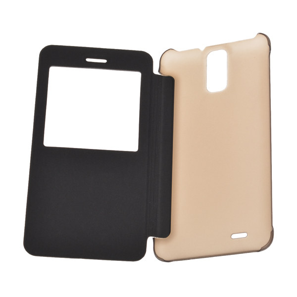 Original View Window Leather Case For Timmy E88