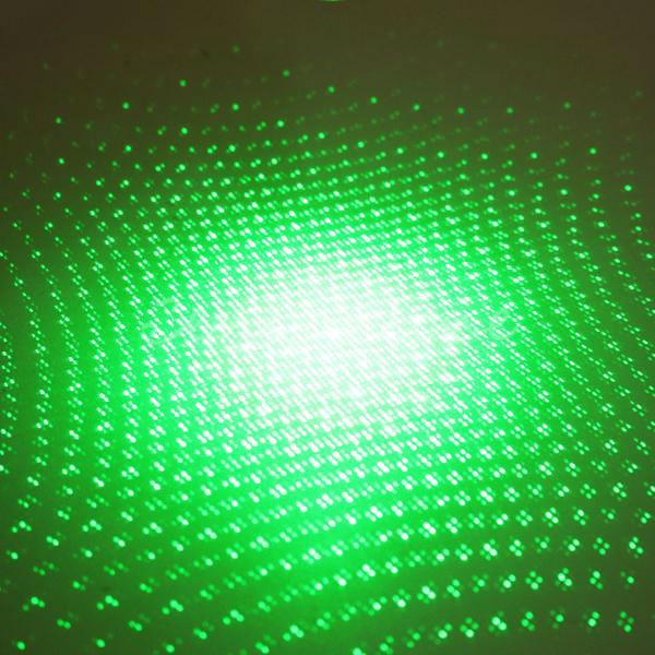 XANES GD06 Adjustable Burning 303 532nm Green Beam Laser Pointer