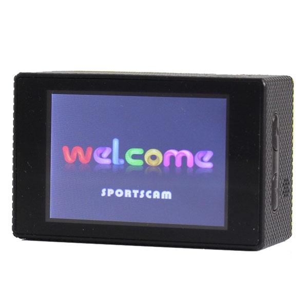 1080P Wifi Car DVR Sports Camera SJ6000 Waterproof 2.0 Inch LCD