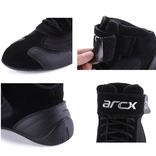 MotorcyclE-mountain Bicycle Racing Boots Shoes for Arcx L60053