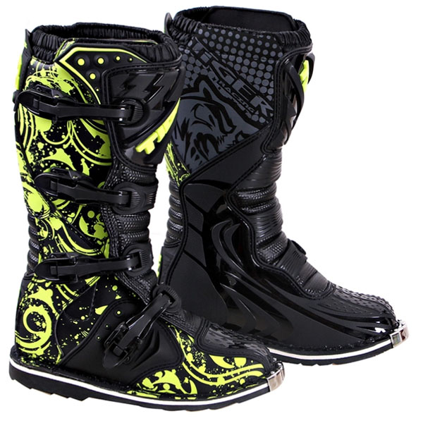 MotorcyclE-mountain Bicycle Racing Boots Shoes for ZLK T7 Brightening