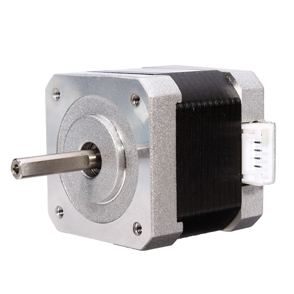 JKM NEMA17 42 Hybrid Stepper Motor 2 Phase 1.8 Degree 40MM for CNC Router