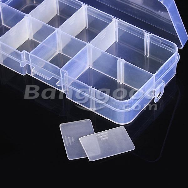 5Pcs Geekcreit® 10 Value Electronic Components Storage Assortment Box