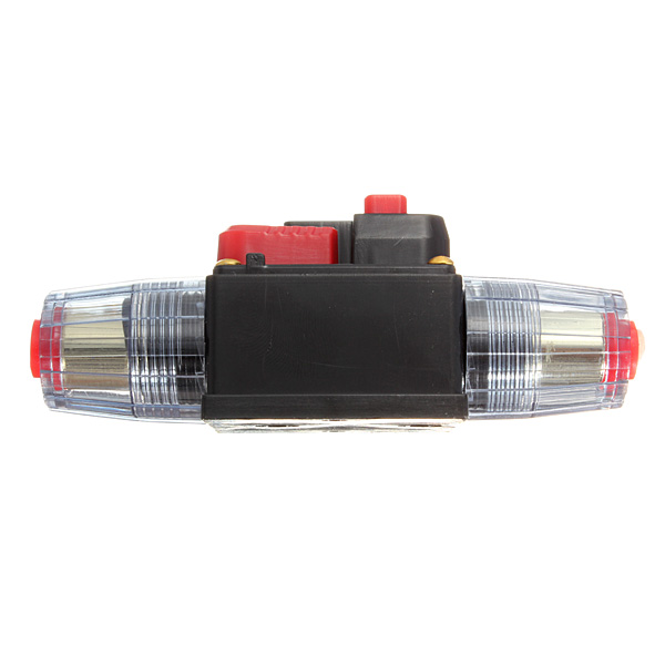 DC12V Car Stereo Audio Circuit Breaker Inline Fuse 80AMP 80A
